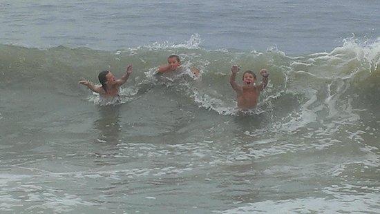 Princess Royale Resort : Wave runners