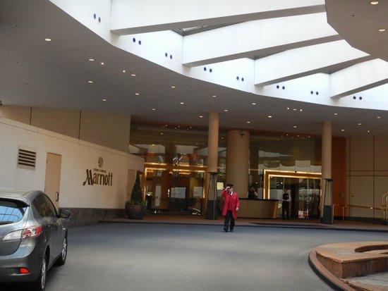 Sydney Harbour Marriott Hotel at Circular Quay: Entrance