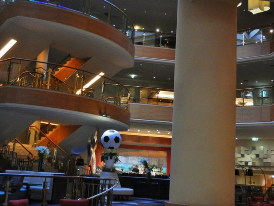 Sydney Harbour Marriott Hotel at Circular Quay: Lobby