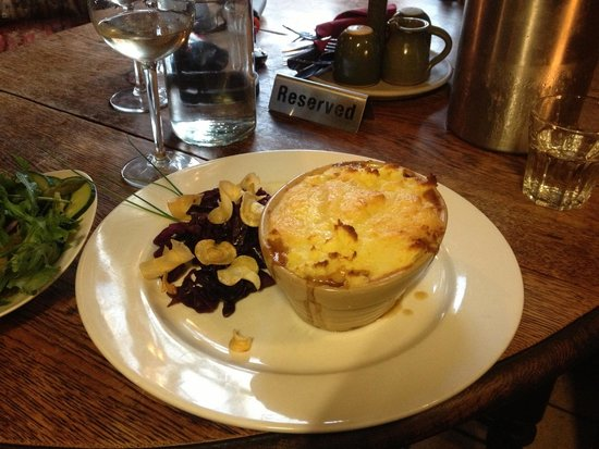 Ty Gwyn: Shepherds Pie