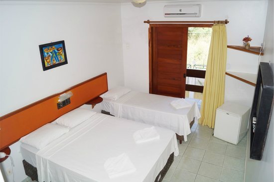 Barra Sol Praia Hotel : Apartamento