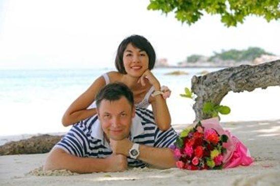 Paradee Resort & Spa Hotel: на пляже мы были одни