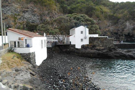 Quinta do Mar : Excellent fish restaurant nearby