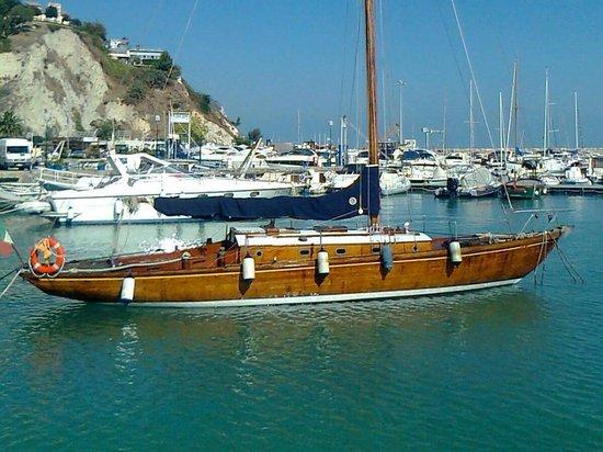 Conero in Barca