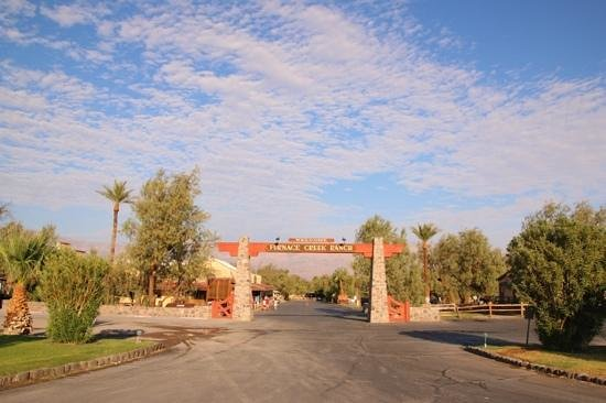 The Oasis at Death Valley (formerly Furnace Creek Resort): Furnace creek ranch