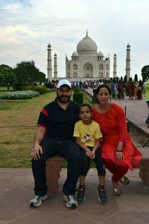 Radisson Blu Agra Taj East Gate: Taj