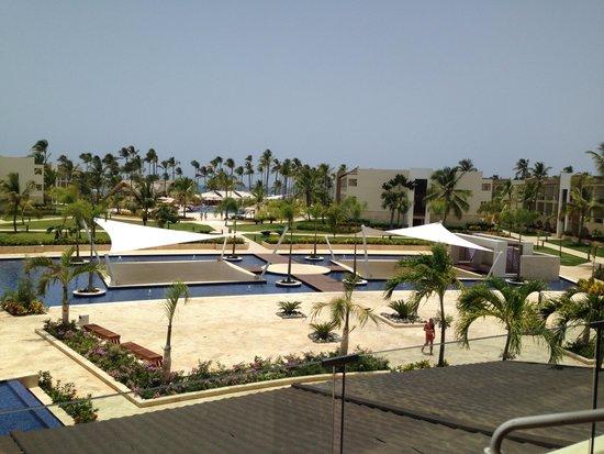 Royalton Punta Cana Resort & Casino: Beautiful view from lobby
