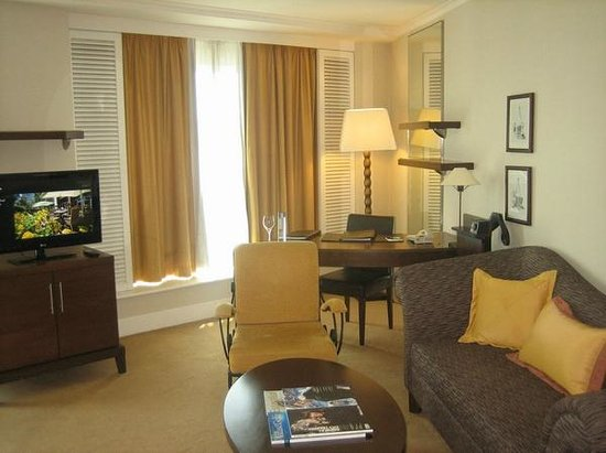 Corinthia Hotel Lisbon: Executive Junior Suite 21st floor