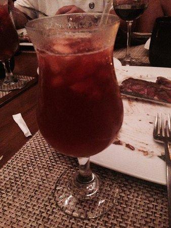 Royalton Punta Cana Resort & Casino: Best sangria at Hunter Steak house!