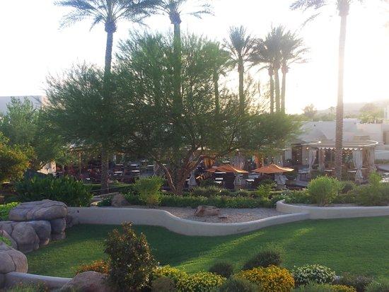 JW Marriott Scottsdale Camelback Inn Resort & Spa: Beautiful kept