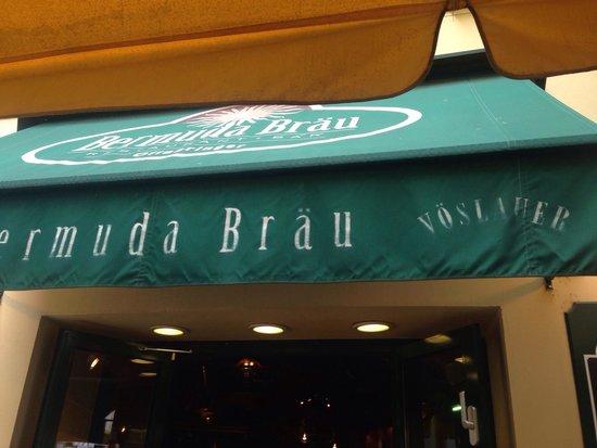 Bermuda Bräu : Вывеска