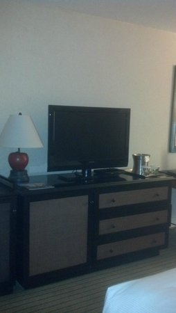 Hilton Orlando Lake Buena Vista: Room 9105