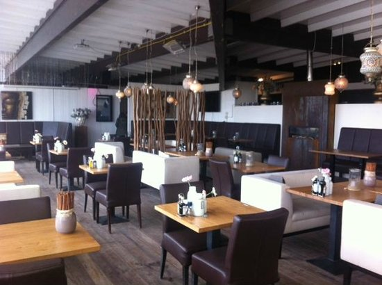 Blue Lagoon: Restaurant