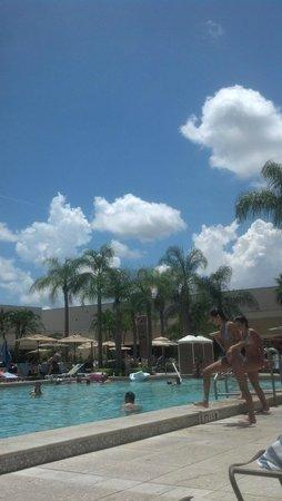 Hilton Orlando Lake Buena Vista: Pool