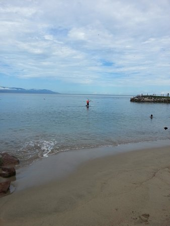 Villa del Palmar Beach Resort & Spa: Paddleboarding at the Villa del Palmar