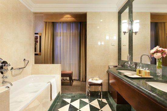 Esplanade Zagreb Hotel Deluxe Room