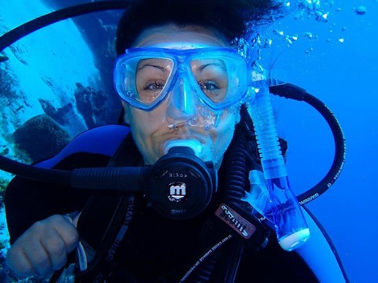 Plongee Grand Cozumel Diving: Trippant!
