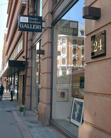 Galleri Norske Grafikere