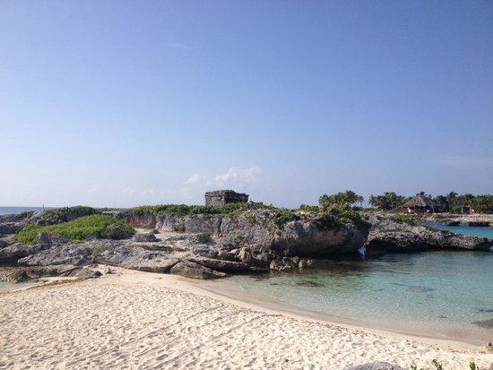 Grand Sirenis Riviera Maya Resort & Spa: Mayan ruins