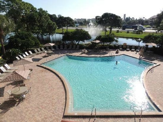 Clarion Inn Lake Buena Vista: Piscina
