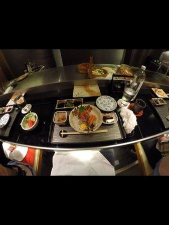 Pan Pacific Singapore: keyaki Restaurant