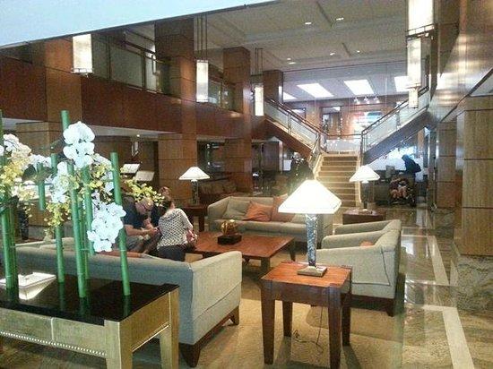 Kitano New York : View of Main Lobby