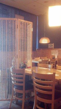 Inside Tokyo Sushi Orlando