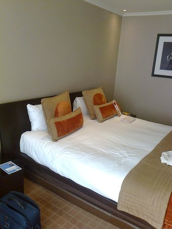 Radisson Blu Edwardian Heathrow Hotel: Ground Floor, Standard Room, King Size Bed