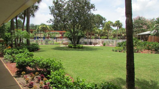 Red Lion Hotel Orlando - Kissimmee Maingate: Hotel grounds