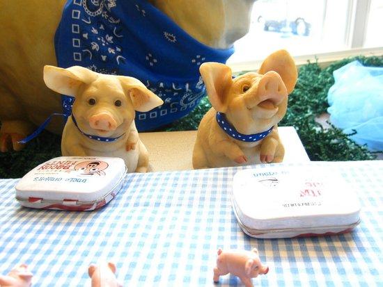 Taste of Smithfield: Happy Little Piggies