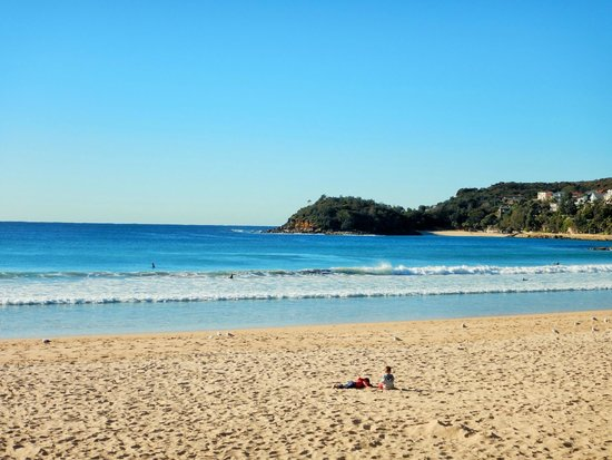 Manly Beach : View from the beach