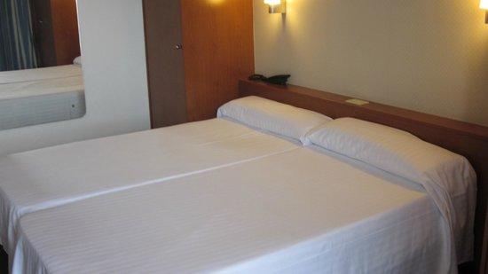Hotel Kursaal: Dormitorio