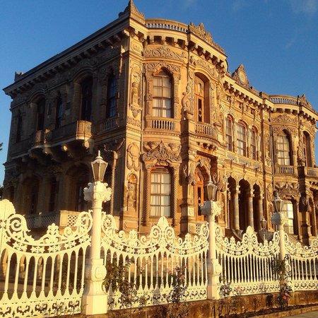 Beylerbeyi-Palast (Beylerbeyi Sarayı): Beylerbeyi Sarayı