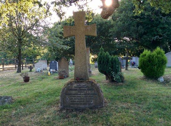 The Trusty Servant: Grave of Sir Arthur Conan Doyle