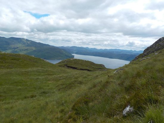 Knoydart Peninsula: untrodden wilderness