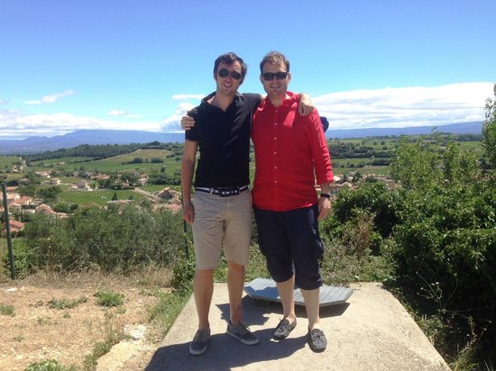 Provence and Wine : Chateauneuf du Pape 2