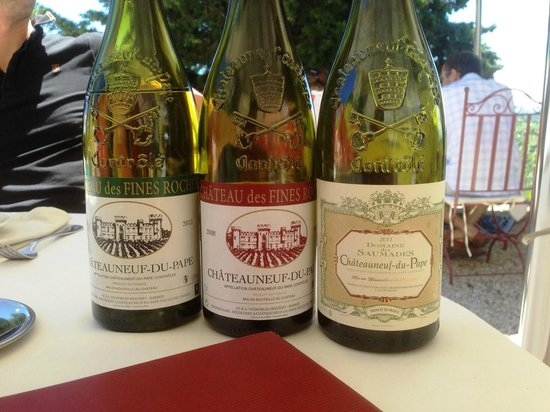 Provence and Wine : Chateauneuf du Pape 3