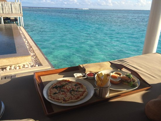 COMO Maalifushi, The Maldives : Lunch