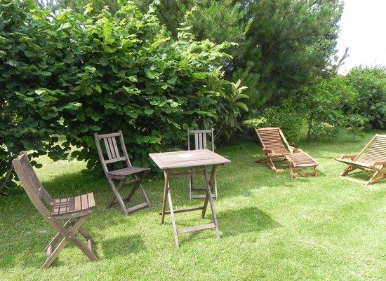 Jardin Picture Of La Porte A Cote Saint Julien Des Landes