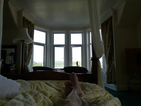 Dunheanish Guest House : The room