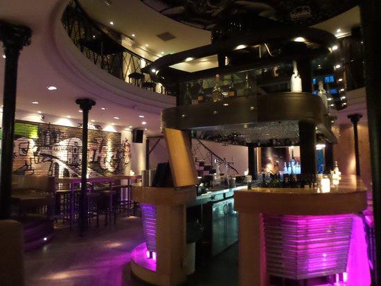 The Harbour Club Rotterdam: De bar