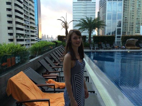 Rembrandt Hotel Bangkok: pool