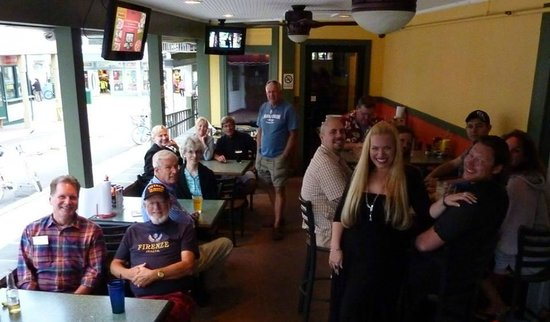 Lake View Hotel : Rehearsal Dinner Pizza party