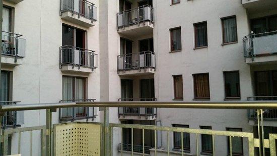 Senator Apartments Budapest: en hauteur c'est mieux