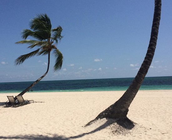 Paradisus Palma Real Golf & Spa Resort: Beautiful beach