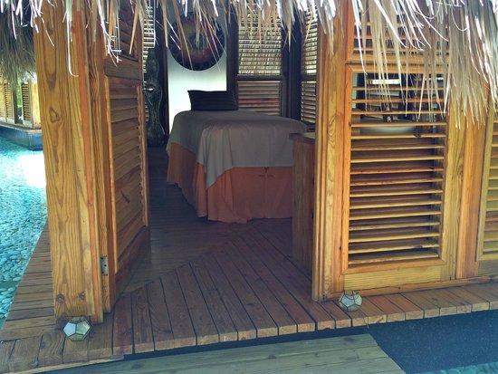 Paradisus Palma Real Golf & Spa Resort: Spa area!
