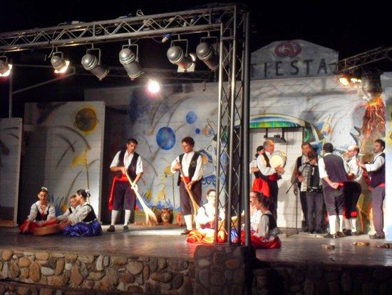 Fiesta Hotel Garden Beach : Spettacoli serali (a Tema)