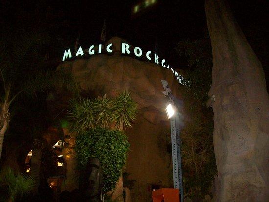 Magic Aqua Rock Gardens: The Hotel