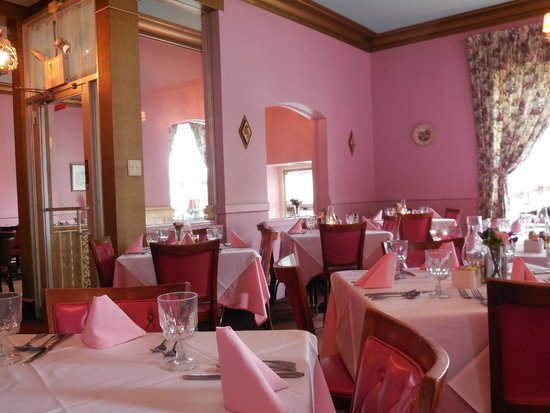 Joe Marzilli S Old Canteen Italian Restaurant Providence Ri