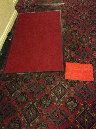 Britannia Sachas Hotel: Something missing floor six